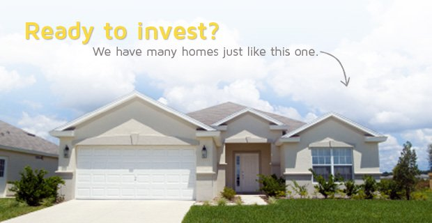Invest in Pretty Houses